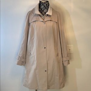 Gallery Woman rain coat size 1X